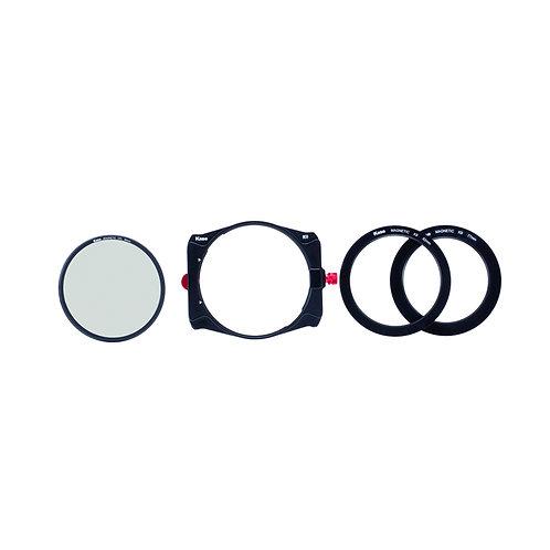 KASE K9 100mm Filter Holder Kit