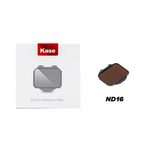 KASE Clip in Filter for Sony Mirrorless Camera (ND16)