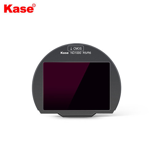 KASE Clip in Filter for Canon R5/R6 (ND1000)