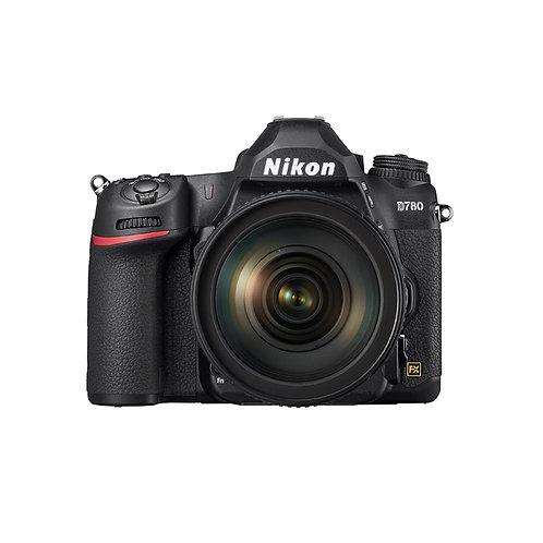 Nikon D780 + 24-120mm Lens Kit