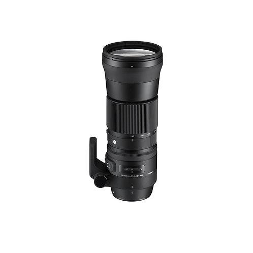 Sigma 150-600mm f/5-6.3 DG OS HSM Sports
