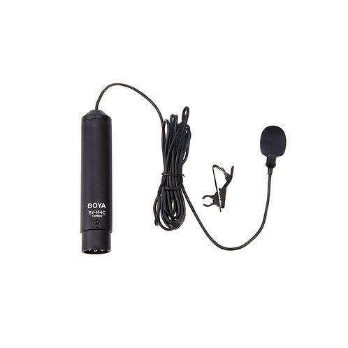 BOYA BY-M4C Cardioid Lavalier Microphone