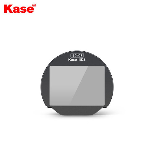 KASE Clip in Filter for Fujifilm (ND8)