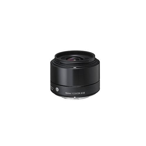 Sigma 19mm f/2.8 DN (E-Mount)