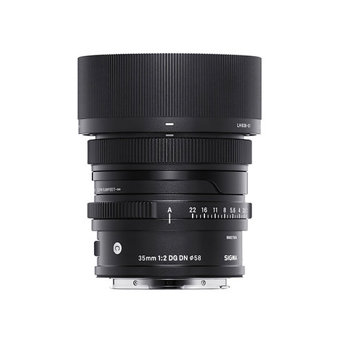 Sigma 35mm F2 DG DN Contemporary Lens