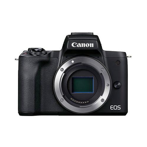 (Preorder- Deposit only) Canon EOS M50 Mark II Mirrorless Digital Camera