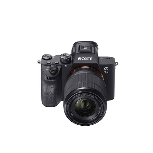 Sony α7 III Body + 28-70mm Zoom Lens
