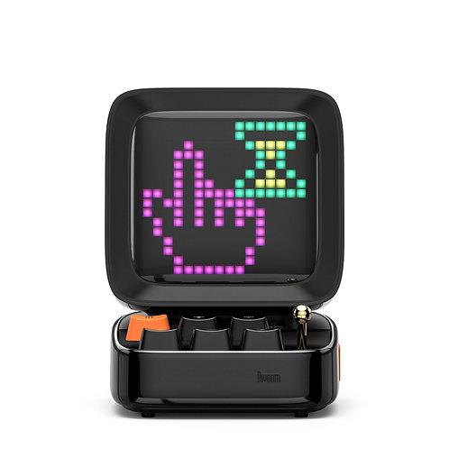 Divoom Ditoo Retro Art Portable Mechanical Bluetooth Speaker