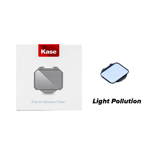 KASE Clip in Filter for Sony Full Frame Camera (Light Pollution)