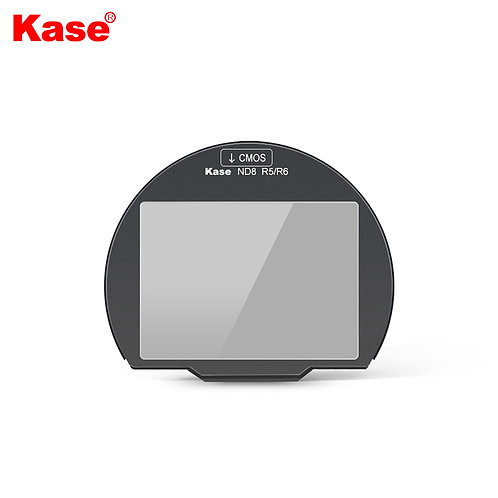 KASE Clip in Filter for Canon R5/R6 (ND8)