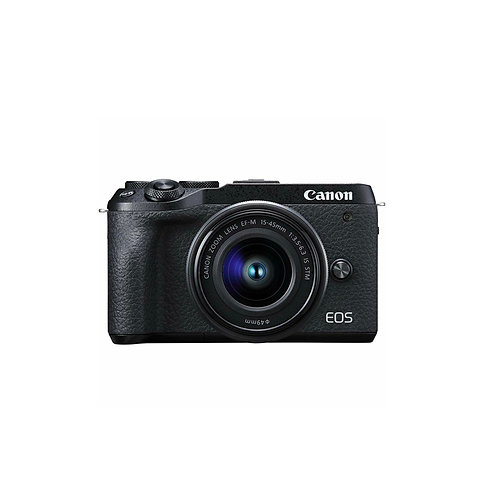 Canon EOS M6 Mark II KIT EFM 15-45 IS STM
