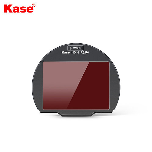 (Preorder) KASE Clip in Filter for Canon R5/R6 (ND16)