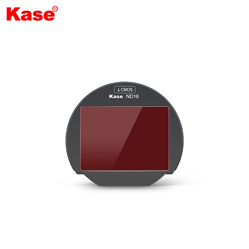 KASE Clip in Filter for Fujifilm (ND16)