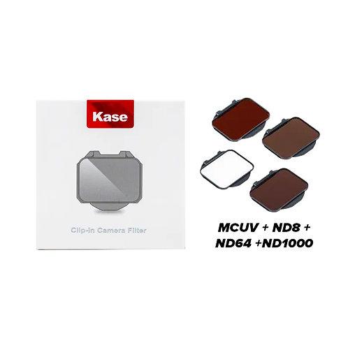 KASE Clip in Filter for Sony Full Frame Camera (4 In 1 Kit)