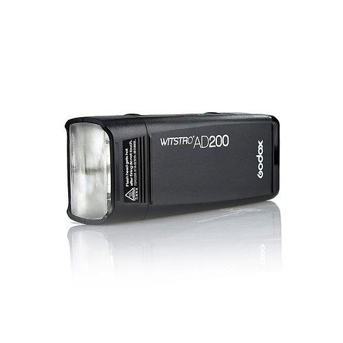 Godox AD 200 PRO Studio Flash