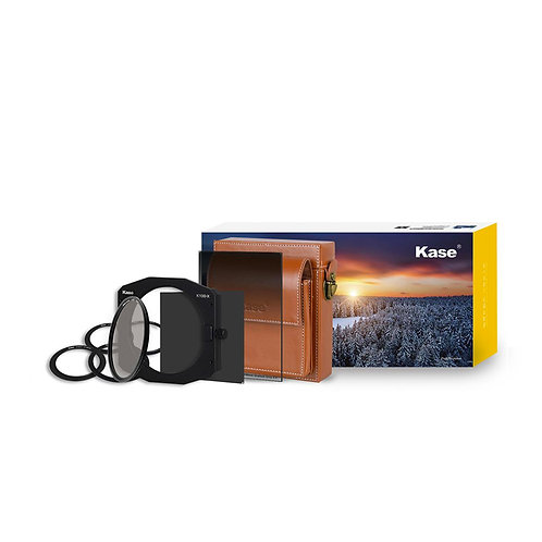 Kase Entry Level Kit II Square Filters 100mm