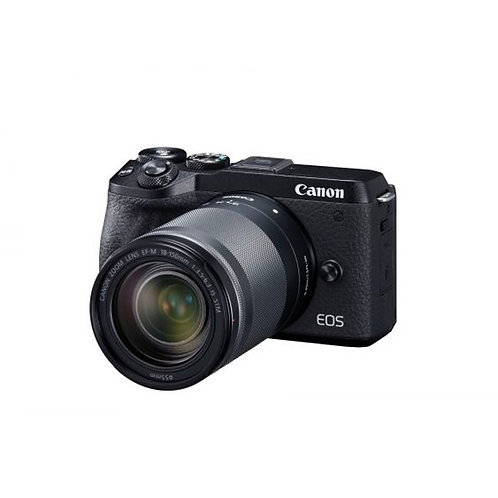 Canon EOS M6 Mark II Kit EFM18-150 IS STM