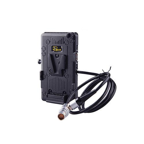 Rolux RL-ARG V Mount Battery Adapter Plate Power supply System for ARRI ALEXA Mi