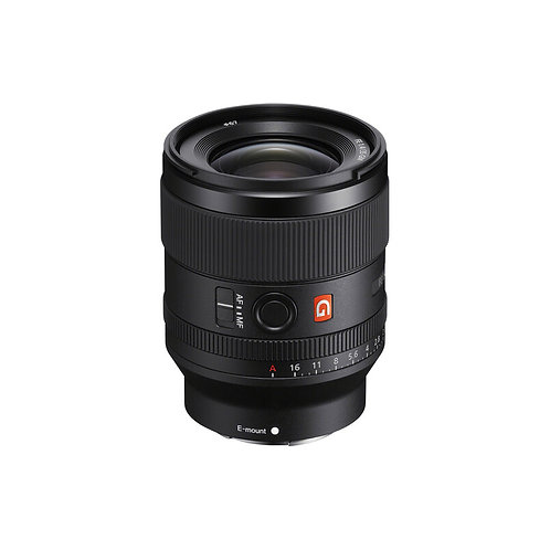 Sony FE 35mm F1.4 GM