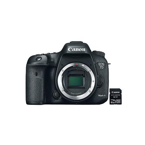 Canon EOS 7D Mark II (Body & W-E1)
