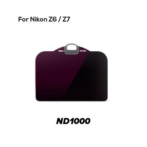 KASE Clip in Filter for Nikon Z6/Z7 (ND1000)