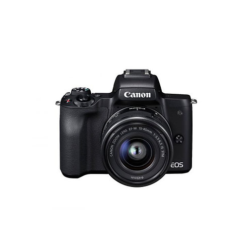 Canon EOS M50 Kit (EF-M15-45 IS STM)