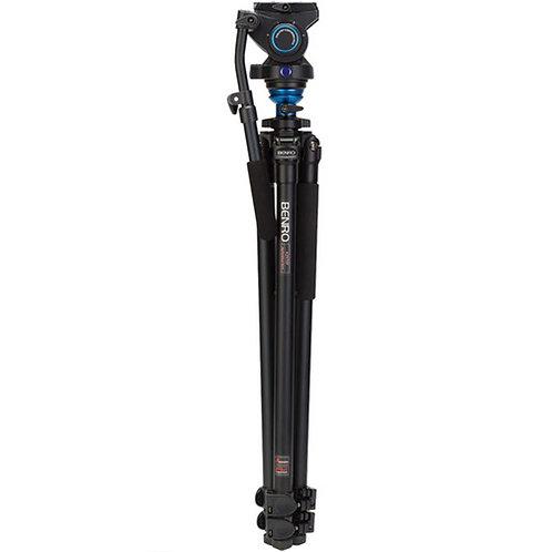 A2573FS6 S6 Video Head and AL Flip Lock Legs Kit