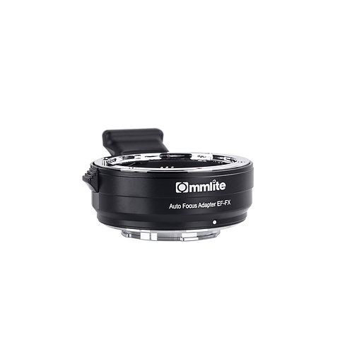 Commlite Electronic Autofocus Lens Mount Adapter for Canon EF or EF-S-Mount Lens