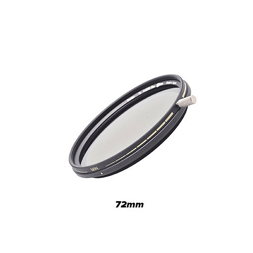 Kenko PL Fader Filter 72mm