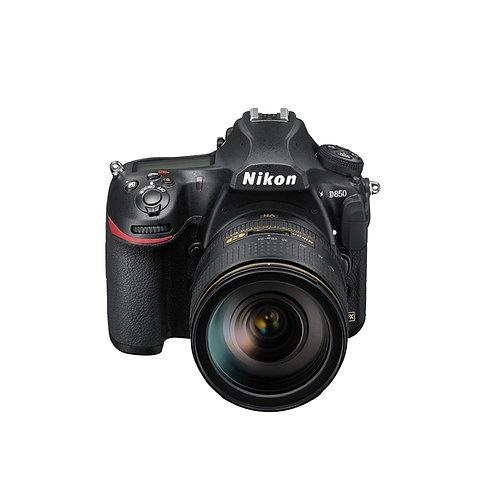 Nikon D850 + 24-120mm VR Kit