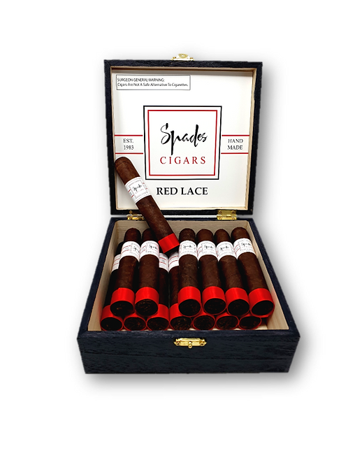 Red Lace Cigar