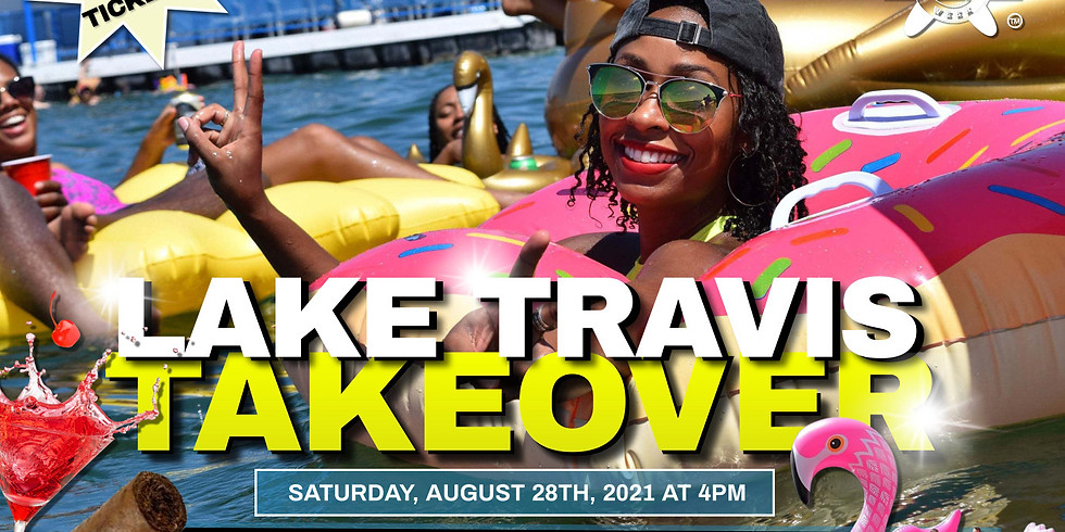 SOLD OUT!  Lake Travis Boat Party