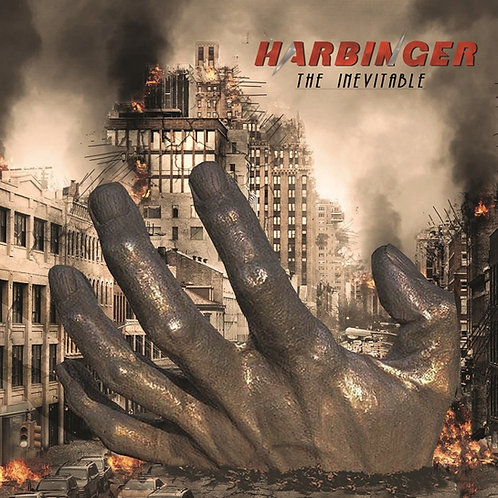 HARBINGER - The Inevitable HHR053