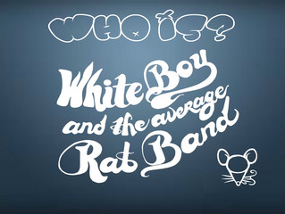 White and the Average Rat Band gets first official reissue after 37 years