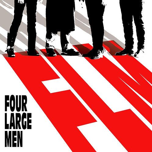 FOUR LARGE MEN - FLM CD HHR119