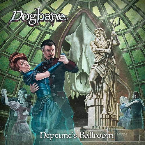 DOGBANE - Neptune's Ballroom green splatter vinyl