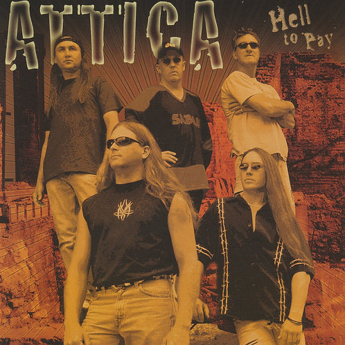 ATTICA - Hell to Pay