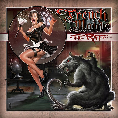 FRENCH MAIDE- The Rat CD HHR086