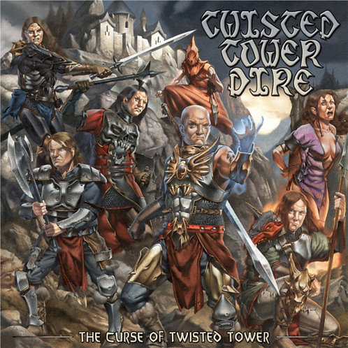 TWISTED TOWER DIRE - The Curse of Twisted Tower Dire HHR004