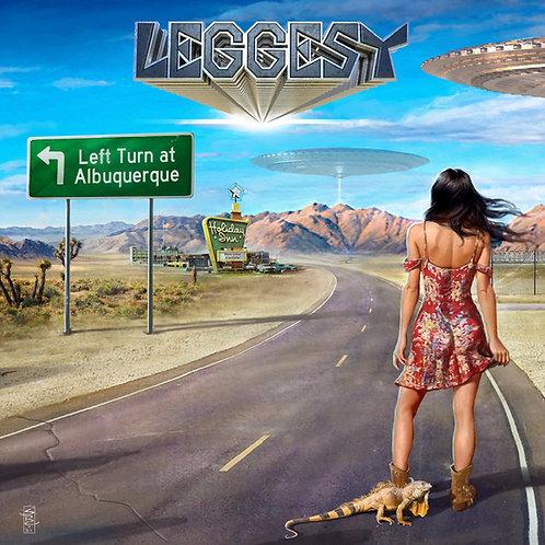 LEGGESY - Left Turn at Albuquerque CD HHR122
