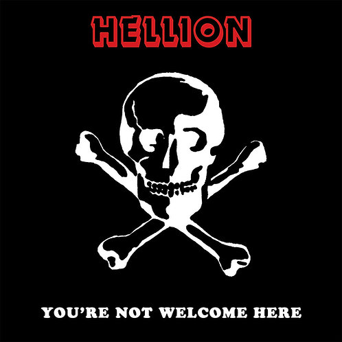 HELLION - You're Not Welcome Here HHR055