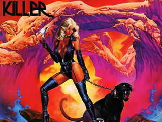Lady Killer Gets Reissue