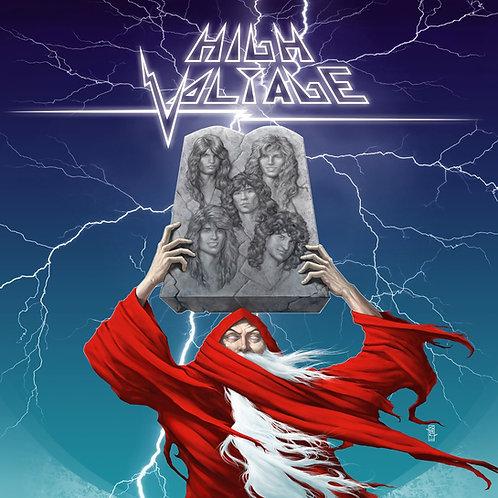 HIGH VOLTAGE - Written in Stone CD HHR118