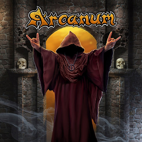 ARCANUM - The Book of Onyx HHR096