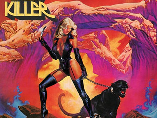 LADY KILLER - Lady Killer re-issued and first time ever on CD in 2017
