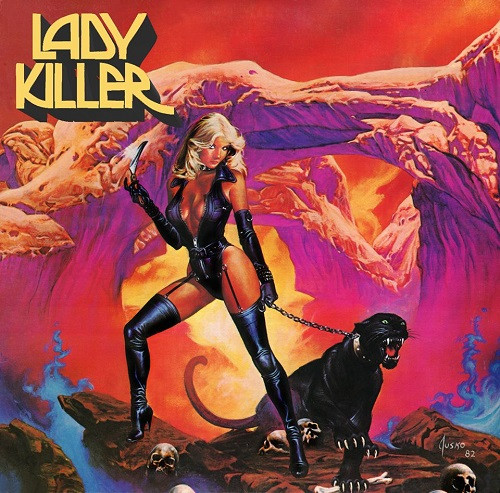 Scheduled for release in Feb/early Spring;re-mastered and first time ever on CD LADY KILLER 'Lady Killer'. Package will include full-color 12page booklet with full lyrics, never before seen photos, and band history essay. In edition 5 bonus tracks that were planned to appear on the second album but were shelved for several years until now. Tracks include: 01. Lightning Strikes Twice  02. You Got Me Runnin' 03. Outta My Way  04. Last Chance Tonight  05. Go Ahead And Laugh  06. Breaking Away  07. Another Shot In The Dark  08. Waste No Time  09. Lady Killer 10. Seducer * 11. Rock You Hard * 12. Turn iIt Up * 13. Bent Over Backwards * 14. In the Line of Fire