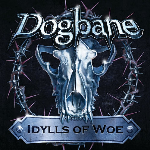 DOGBANE - Idylls of Woe limited black vinyl