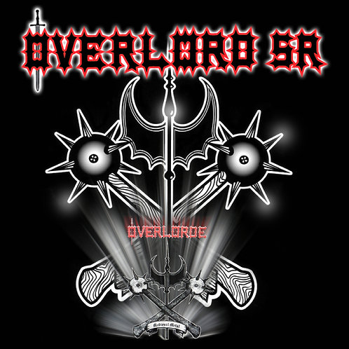 OVERLORD SR - Medieval Metal Days - The Demo Years limited vinyl