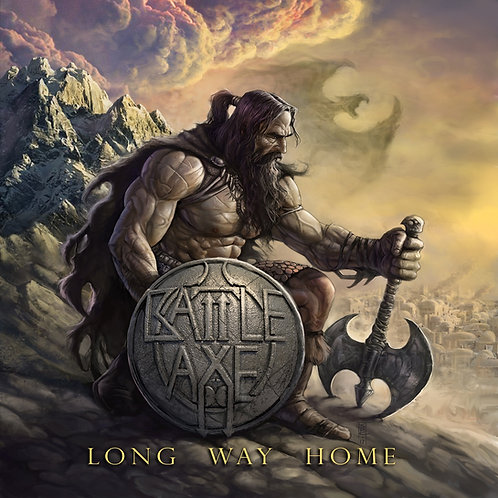 BATTLE AXE - Long Way Home HHR047