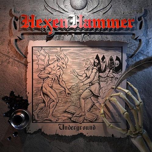HEXENHAMMER - Underground HHR028